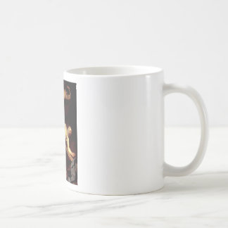 "Original paint ""La crocifissione di s Pietro"" Coffee Mug"