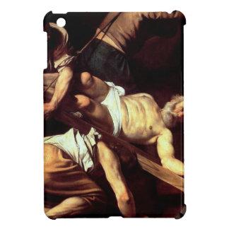 """Original paint """"La crocifissione di s Pietro"""" Cover For The iPad Mini"""