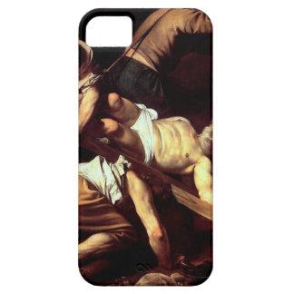 """Original paint """"La crocifissione di s Pietro"""" iPhone 5 Covers"""