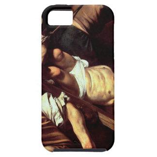 "Original paint ""La crocifissione di s Pietro"" Tough iPhone 5 Case"