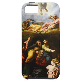 "Original paint ""the Transfiguration"" Raffaello Case For The iPhone 5"