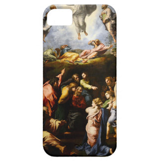 "Original paint ""the Transfiguration"" Raffaello iPhone 5 Case"