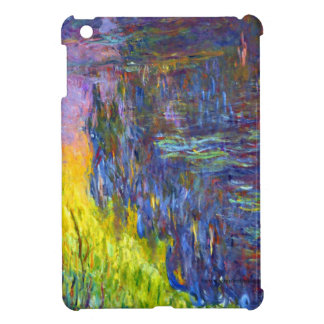 """Original paint """"The Water Lilies"""" by Claude Monet Case For The iPad Mini"""