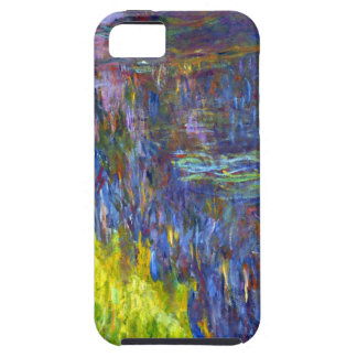 "Original paint ""The Water Lilies"" by Claude Monet iPhone 5 Case"
