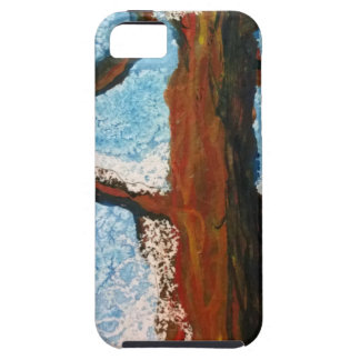 Original Painting of a Tree iPhone 5 Case