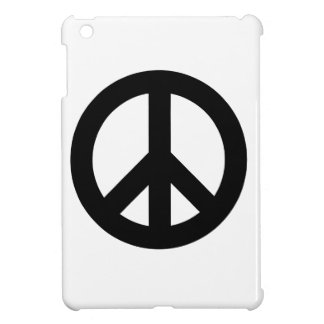 Original Peace Design Logo Product iPad Mini Cases