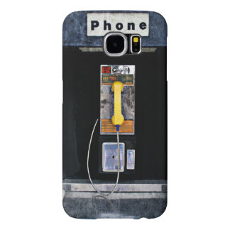 Original phone booth samsung galaxy s6 cases