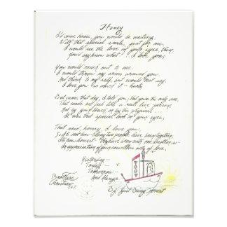Original Poem's & Art By Faith Too Faith Missions. Photograph