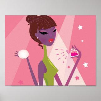 Original poster : perfume Girl