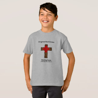 Original Red Cross (boys) T-Shirt
