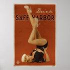 Original Safe Harbour Poster