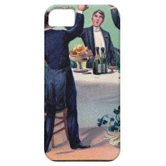 Original Saint patrick's day drink vintage poster iPhone 5 Cases