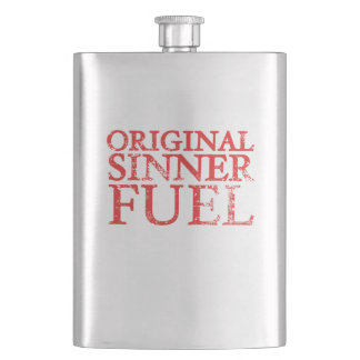 Original Sinner Fuel Premium Flask