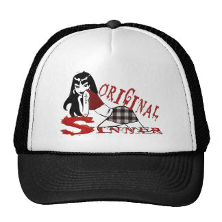 Original Sinner Girl Hat