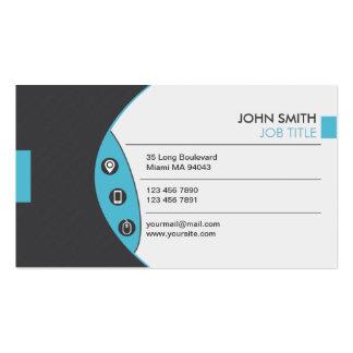 Original smart business card