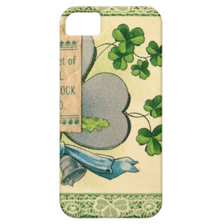 Original St Patrick's day vintage irish draw Case For The iPhone 5