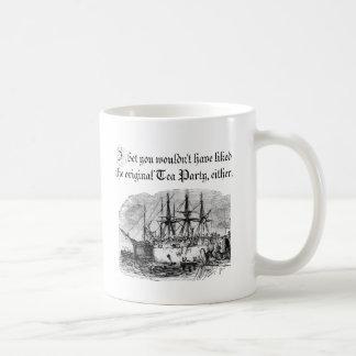Original Tea Party Coffee Mug