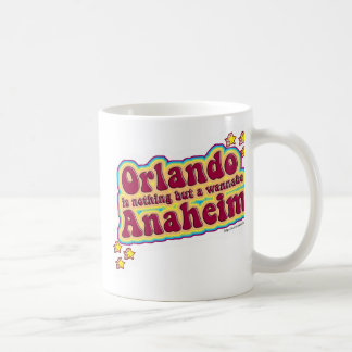 Original Theme Park Coffee Mug