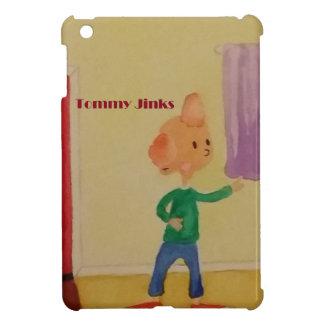 Original Tommy Jinks Art iPad Mini Covers
