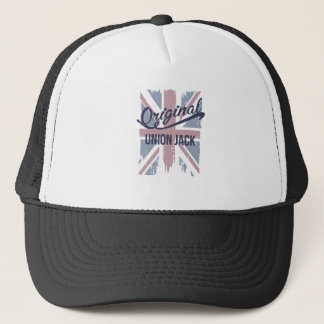 Original Union Jack Trucker Hat