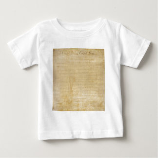Original United States Constitution Bill of Rights Baby T-Shirt