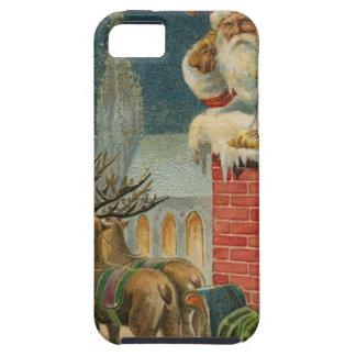 Original vintage 1906 Santa clous poster iPhone 5 Cover