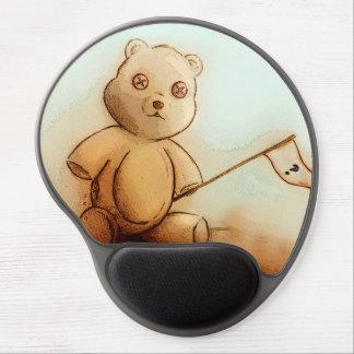 Original vintage art gel mousepad - Teddy