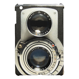Original vintage camera cover for the iPad mini