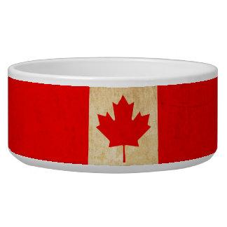 Original Vintage Patriotic National Flag of CANADA