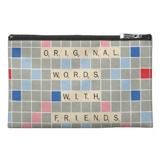 Original Words With Friends Travel Accessories Bags