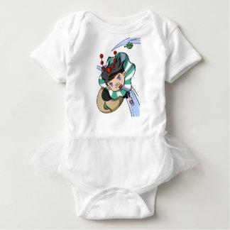 Originator empty tsu Kazetarou English story Mount Baby Bodysuit