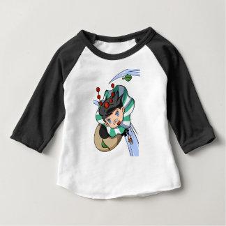 Originator empty tsu Kazetarou English story Mount Baby T-Shirt