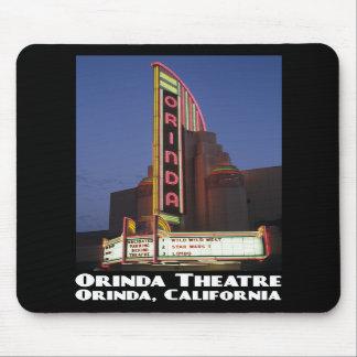 Orinda Theatre Mousepad