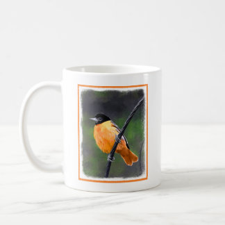 Oriole Coffee Mug