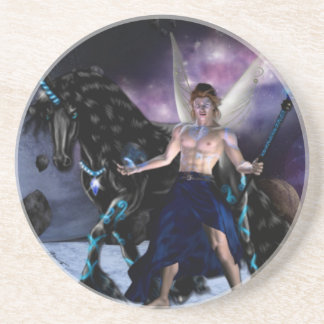 Orion Fairy wizard Coaster