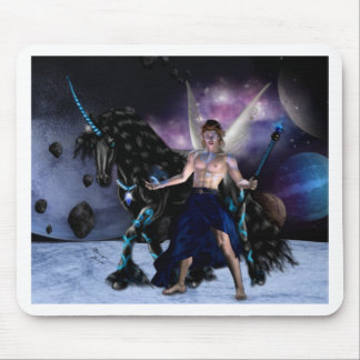 Orion Fairy wizard Mouse Pad