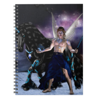 Orion Fairy wizard Notebooks