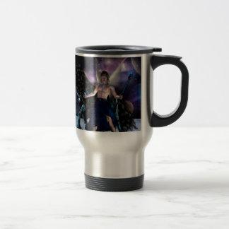 Orion Fairy wizard Travel Mug