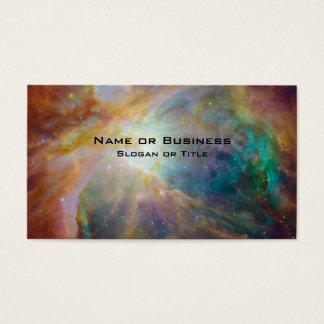 Orion Nebula Astronomy Photo Business Card