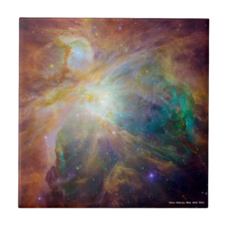 Orion Nebula Ceramic Tile