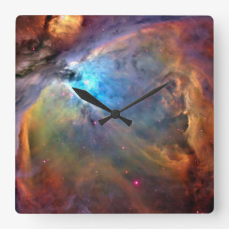 Orion Nebula Clock