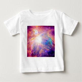 Orion Nebula Colorful Pink Purple Baby T-Shirt