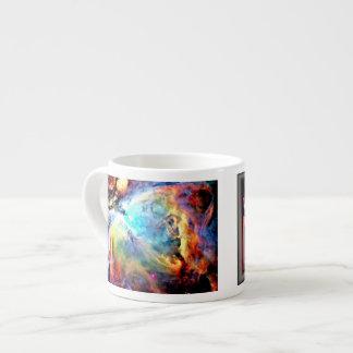 Orion Nebula Espresso Mug