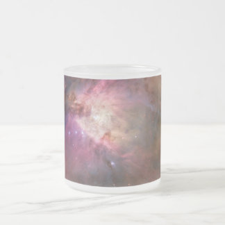 Orion Nebula Frosted 296 ml  Frosted Glass Mug