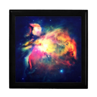Orion Nebula Hauntingly Beautiful Large Square Gift Box