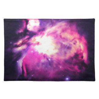 Orion Nebula Hauntingly Beautiful Purple Placemat