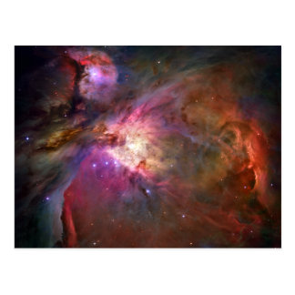 Orion Nebula (Hubble Telescope) Postcard