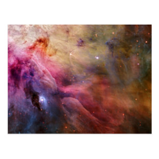Orion Nebula M42 Postcard