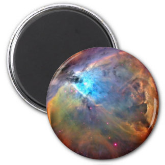 Orion Nebula Space Galaxy 6 Cm Round Magnet
