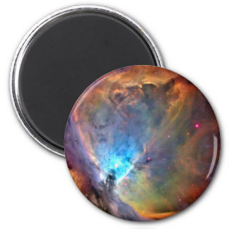 Orion Nebula Space Galaxy 6 Cm Round Magnet